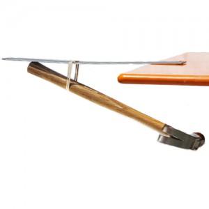 Schevwebender Hammer durch Trick mit Schwerpunkt