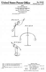 Patentschrift Schwebevogel