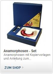 Anamorphosen, Spiegelanamorphosen, Anamorphose mit Zylinderspiegel, kaufen