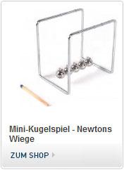 Mini-Newton Pendel, Kugelspiel