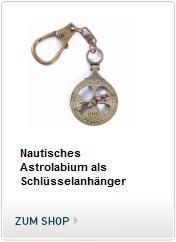 Nautisches Astrolabium für die Seefahrt