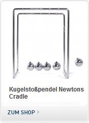 Newtons Cradle, Kugelstoßpendel