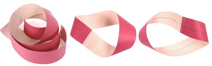 Anleitung Möbiusband