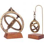 Tragbare Ringsonnenuhr, Annulus Astronomicus, Astronomischer Ring